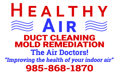 Healthy Air Duct Cleaning